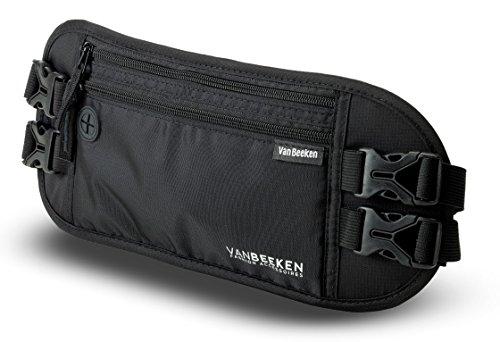 Van Beeken flache Hüfttasche
