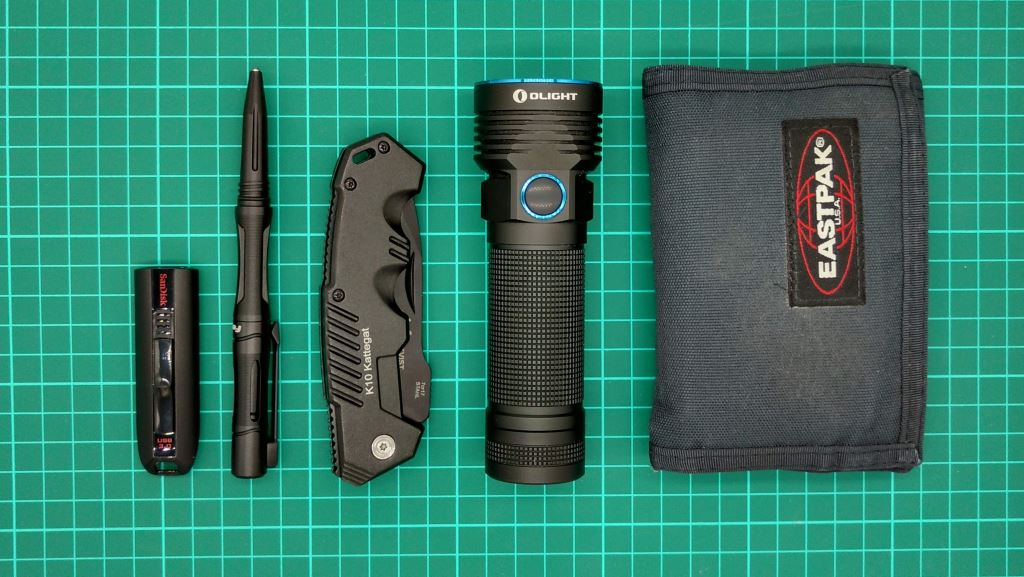 Everyday Carry (EDC) Tools