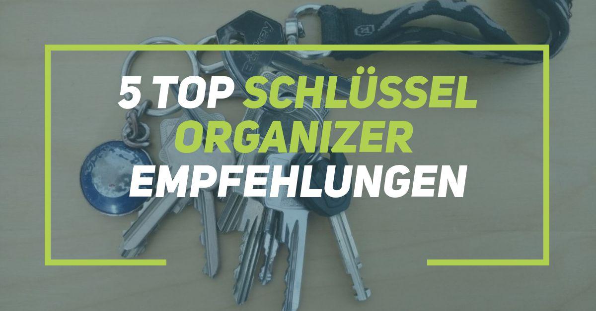Schlüssel Organizer Empfehlungen