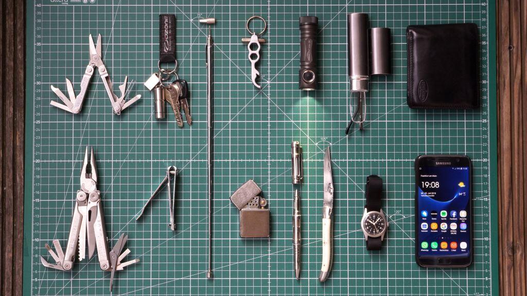 Ausgesuchte EDC Tools für die Praxis
